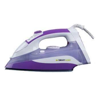 เปรียบเทียบราคา Smart home เตารีดไอน้ำ SMARTHOME รุ่น PI-HA17 2000W(Purple)