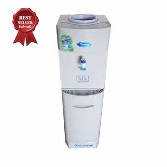 ตู้ทำน้ำเย็น พลาสติก ถังคว่ำ Standard By Rwc มาพร้อมรับประกันความเย็น และ คอมเพรสเซอร์