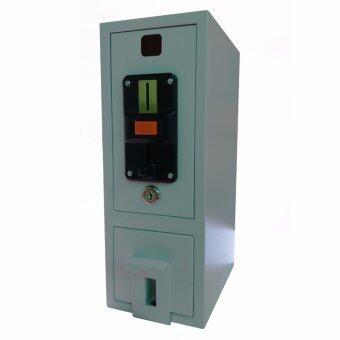 STK Autobuy กล่องหยอดเหรียญเครื่องซักผ้า รุ่น STK W88 new (image 1)