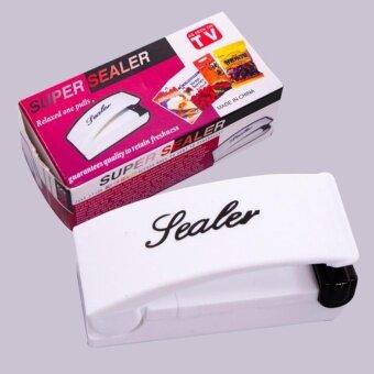 เครื่องซิลถุงอาหารแบบพกพา Super Sealer