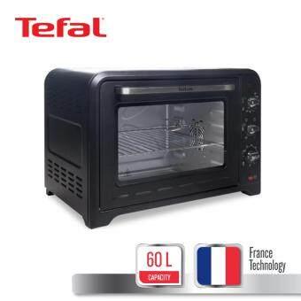 ประเทศไทย TEFAL เตาอบ ขนาดความจุ 60 ลิตร รุ่น OF4958 -Black