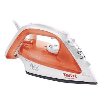 TEFAL FV4020 เตารีดไอน้ำ กำลังไฟ 2,300 วัตต์ สีขาว-ส้ม
