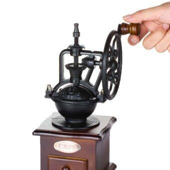 Thaivasion อุปกรณ์โม่บดกาแฟแบบหมุนมือ