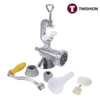 TMISHION Multi-use Mincer Hand Meat Grinder Kitchen Gadget For Meat Sausage Noodle - intl