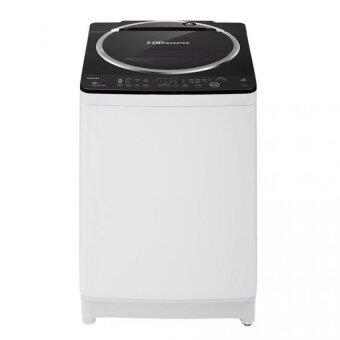 ประกาศขาย เครื่องซักผ้าระบบเปิดฝาด้านบน S-DD Inverter ยี่ห้อ Toshiba ความจุ 11 กิโลกรัม โมเดลAW-DE1200GT (สีขาว)
