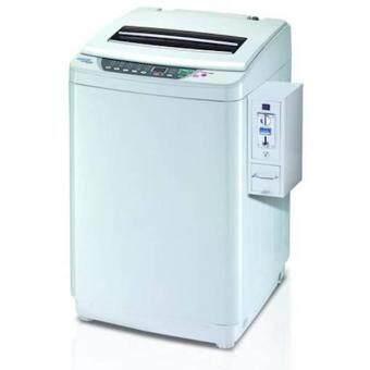 เครื่องซักผ้าเปิดฝาด้านบน 1 ถัง Trimond ขนาด 14 กิโลกรัม แบบหยอดเหรียญ โมเดล Twm-A140a+sm3