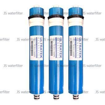 2560 Ultratek ไส้กรอง RO Membranes 150 แกลลอนต่อวัน 3 ชิ้น