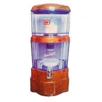 ประเทศไทย Unipure เครื่องกรองน้ำแร่ ลายไม้ 28 ลิตร
