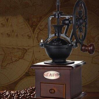 Vintage Style Manual Coffee Grinder