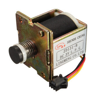 Water heaters accessories macro gas water heater self-primingsolenoid valve ZD131 DC3V - B - Intl - 5