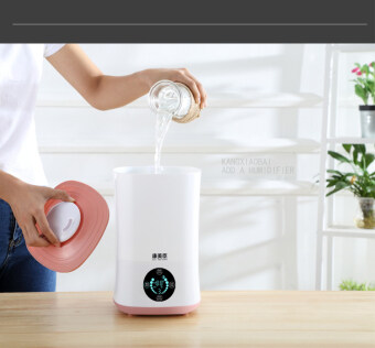 Water humidifier home office large bedroom mute mini air conditioner air aromatherapy machine - intl