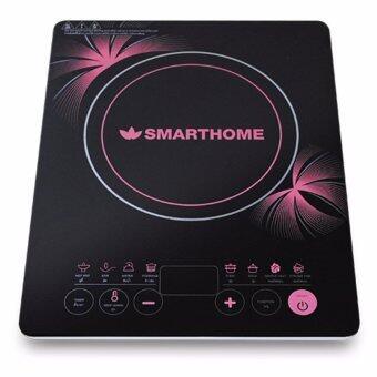 เตาแม่เหล็กไฟฟ้าพร้อมหม้อสแตนเลส รุ่น WPD-2001 SMARTHOME