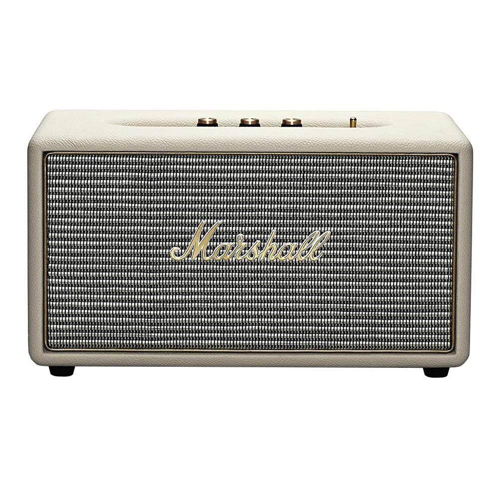 ยี่ห้อไหนดี  พระนครศรีอยุธยา SPEAKER (ลำโพงบลูทูธ) MARSHALL STANMORE (CREAM) ส่งฟรี บริการเก็บเงินปลายทาง #speaker #bluetoothspeaker #ลำโพง #ลำโพงบลูทูธ #Marshall