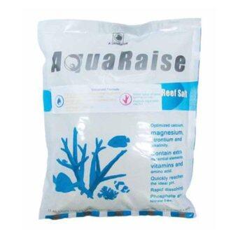Aquaraise Reef salt 6 kg (สูตรปกติ)