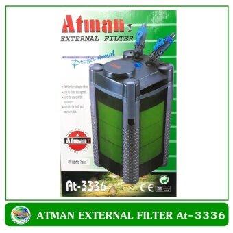 กรองนอกตู้ Atman AT-3336 สำหรับตู้ปลาขนาด 30-36 นิ้ว