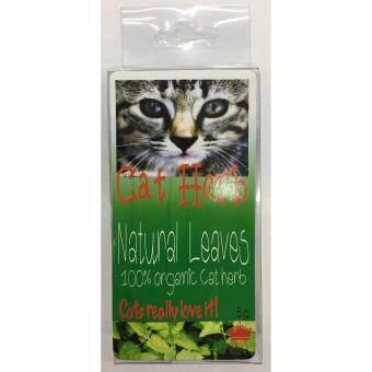 Cat Herb Natural Catnip หญ้าแมว 5g ( 4units )