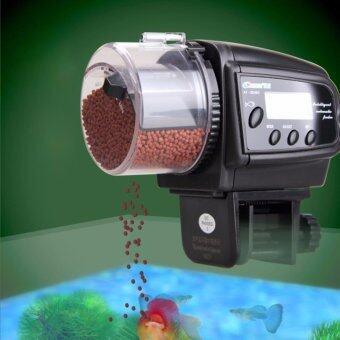 เครื่องให้อาหารปลา อุปกรณ์เลี้ยงปลา เครื่องให้อาหารอัตโนมัติ เครื่อง ตั้งเวลาให้อาหารปลา RESUN AF-2009D