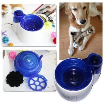 Elit ที่ให้น้ำแมว สุนัข สัตว์เลี้ยง แบบน้ำพุ Pet Drinking Fountain รุ่น PDF2204-SD (image 4)