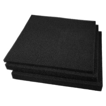 Fish Tank Aquarium Biochemical Sponge Filter Foam Pad 50x50x2cm -intl