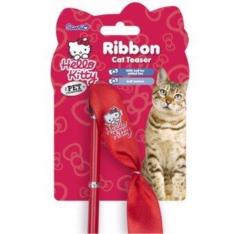 Hello Kitty ของเล่นน้องแมว ลาย Hello Kitty