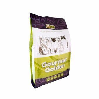 GOURMET GOLDEN กรูเม่ โกลด์เดิ้น อาหารแมวเม็ดสูตรเกาหลี 1.5kg สูตรควบคุมก้อนขน