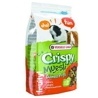 Versele-Laga อาหารแกสบี้ สูตรมูสลี่ คริสปี้ Crispy Muesli Cavy Guinea Pigs Food 2.75kg.