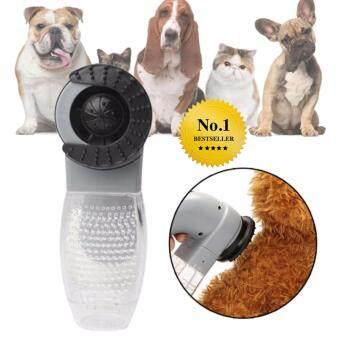 Elit เครื่องแปรงขนสุนัข เครื่องหวีขนสุนัข แมว และสัตว์เลี้ยง Pet Vacuum Cleaner