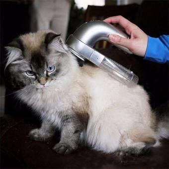 Pet Shed Pal อุปกรณ์แปรงและดูดเศษขนสัตว์ อุปกรณ์ดูแลสัตว์ อุปกรณ์หวีขนแมวและหมา