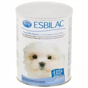 Petag Esbilac นมผงทดแทนนมลูกสุนัข ขนาด 340g