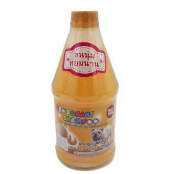 petheng เพ็ทเฮงแชมพูสุนัข 1.5 ลิตร สูตรแคนตาลูป