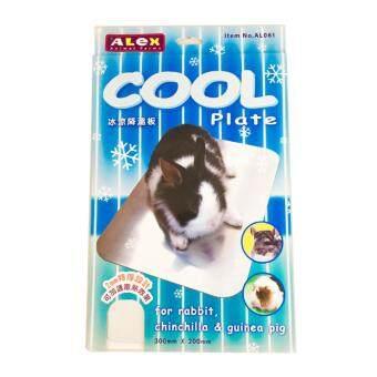 Alex Cool Plate แผ่นอลูมิเนียมเก็บความเย็นสำหรับสัตว์ฟันแทะ ขนาด 300mm. x 200mm.