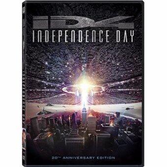 ไอดี 4 สงครามวันดับโลก: ฉบับครบรอบ 20 ปี (สากล)/Independence Day: 20th Anniversary (SE) DVD