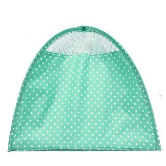 Pet Kitten Cat Kitten Mini Nylon Camp Tent Bed Play House Sun Shelter Green - intl (image 3)