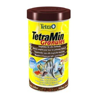 TetraMin Granules 100ml อาหารปลา เม็ดเล็กพิเศษ