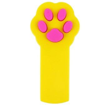Amart LED Light Pointer Exercise Chaser Cat Catch Toy Pet Scratching Training Tool (color: