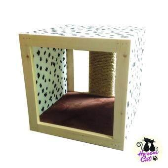 Harem Cat-0016/คอนโดแมว/บ้านแมว/Cat Tree/Cat Condo