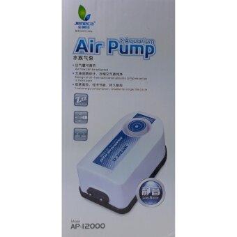 ปั๊มออกซิเจน 2 ทาง ปรับระดับได้ Air Pump Jeneca Model AP-12000