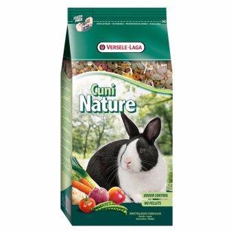 Versele-Laga อาหารกระต่ายโต เนเจอร์ Cuni Nature (Rabbit) 750 g.