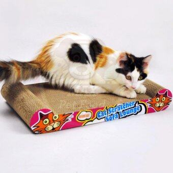 Kinchla ที่ลับเล็บแมว แบบกระดาน ของเล่นแมว
