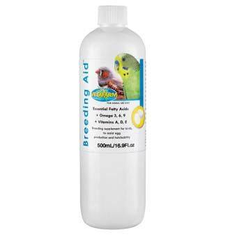 VETAFARM Breeding Aid 500ml วิตามินเสริมการเพาะพันธุ์นก