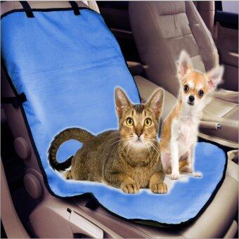 Harga Waterproof Oxford Pet Dog Cat Car Back Seat Cover Travel Protector Mat Blanket - intl