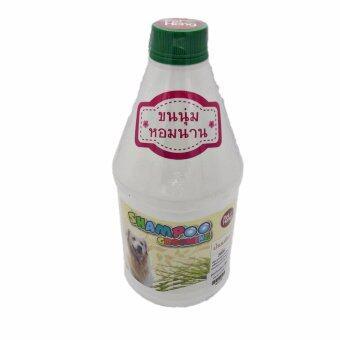 Petheng เพ็ทเฮงแชมพูสุนัข 1.5 ลิตร สูตรน้ำนมข้าว