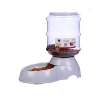 เครื่องให้อาหารอัตโนมัติ (สำหรับใส่อาหาร) 11 ลิตร
