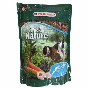 Versele-Laga Snack Nature Fibre Rabbit Food Cuni Squirrel Chipmunk Hamster Chinchilla Cavy Guinea Pig Ferret Mini Hamster Mouse Rat 500g. ขนมเพิ่มไฟเบอร์ อาหารกระต่าย กระรอก แก๊สบี้ แฮมสเตอร์ ชินชิล่า กระรอกบิน เฟอร์เร็ท หนู แฮมสเตอร์แคะ จิงโจ้บิน