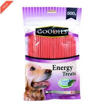 Goodies กู้ดดี้ อีเนอร์จี้ทรี๊ต Pocky กลิ่นแกะ 500 กรัม แพค 6 ชิ้น