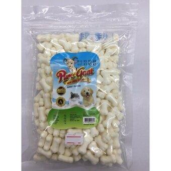 Pure Goat Goat Milk Tablets นมแพะเม็ด สำหรับสุนัขและแมว ขนาด 350g