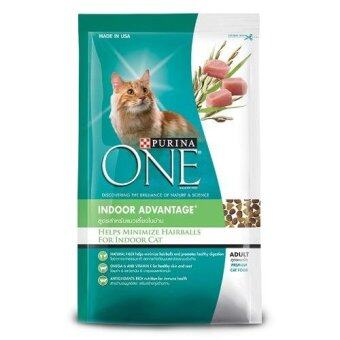 Purina ONE Adult Indoor Advantage Formula 7.26 Kg เพียวริน่าวัน แมวโต สูตรแมวเลี้ยงในบ้าน ขนาด 7.26 กิโลกรัม