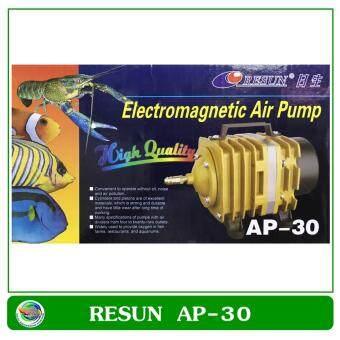 ปั๊มลูกสูบ Resun AP-30