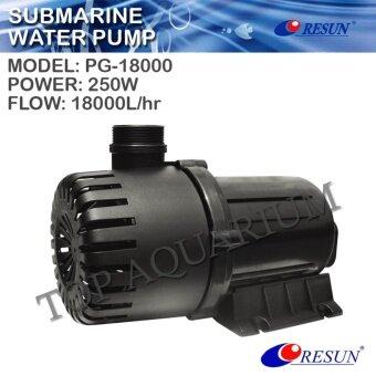 ปั๊มน้ำ RESUN PG-18000 (250W) 18000L/hr
