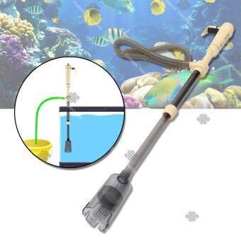 Sinlin เครื่องดูดทำความสะอาดตู้ปลาแบบสูญญากาศ ใช้แบตเตอรี่ รุ่น FTV1-06UT